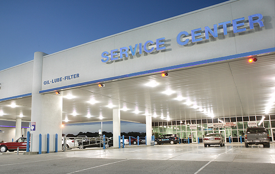 Dealership Service Retention