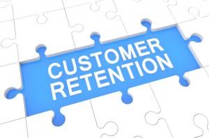 Customer retention stratigies