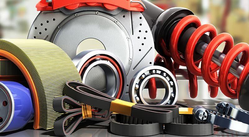 dealership parts sales